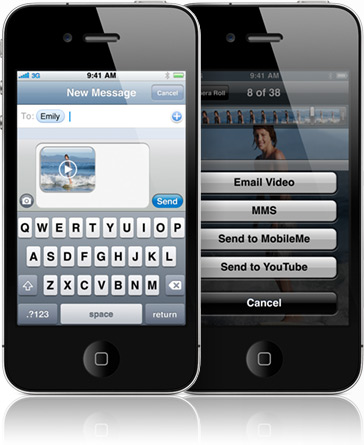 iPhone 4 Unveiled at WWDC 2010; Still Less Impressive than iPhone Concepts