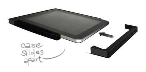 iPad Gets Camera Via Concept Case Accessory