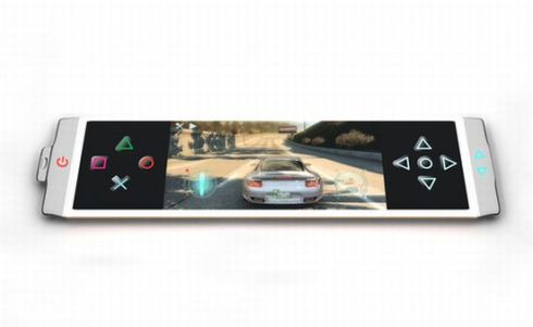 Philips Fluid Flexible Smartphone Concept, Created by Brazilian Designer Dinard da Mata