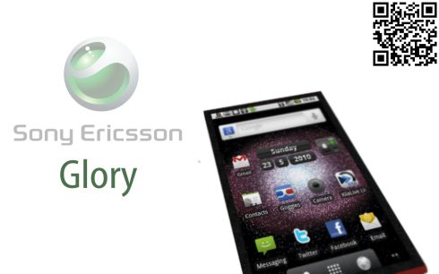 Sony Ericsson Glory is an Android 2.2 PSP Phone, Based on NVIDIA Tegra 3