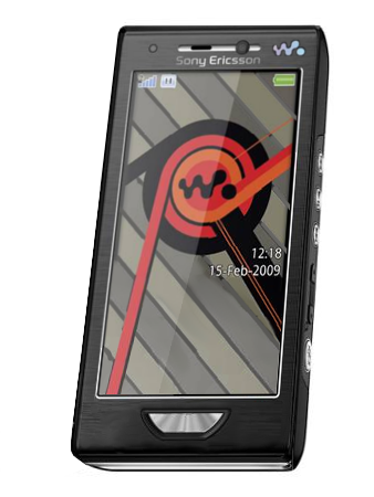 Sony Ericsson Paras Design, Created by mkDesign
