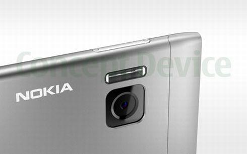 Nokia U Concept: The Public Has Chosen the Design by Community Smartphone Design