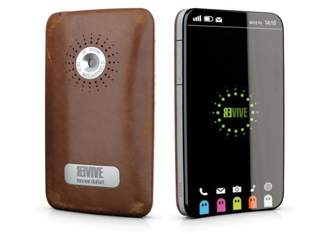 Revive Smartphone is a Recyclable Gadget, Prone to Upgrades (Video)