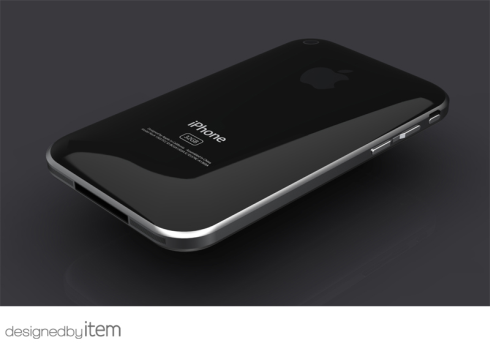 iPhone 5 Wishful Thinking... and Fresh Design