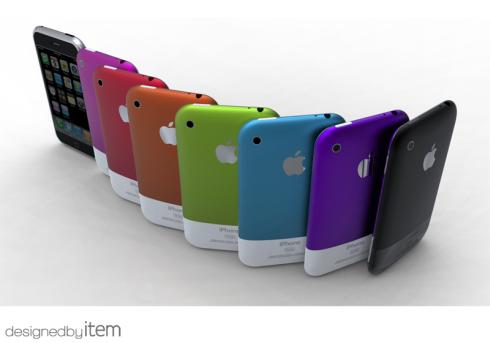 iPhone 5 Wishful Thinking... and Fresh Design