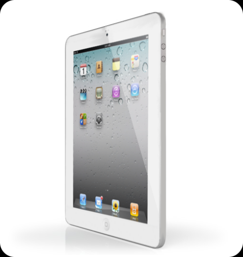 Apple iPad 2 Design, Created by Joy Studios