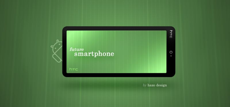 HTC Future Smartphone by Hazo Design