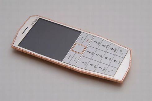 Nokia E Cu Phone Converts Heat Into Battery Energy