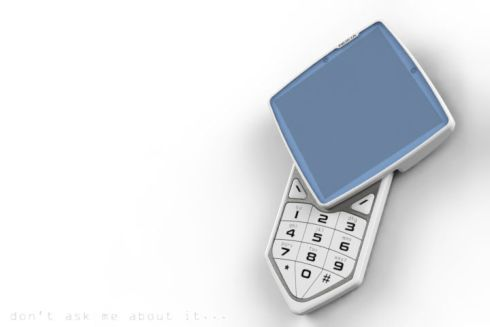New Nokia Phone Design Comes From Russia