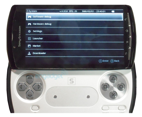 PlayStation Phone Confirmed and Pictured! Specs and Genuine PSP Phone Images HERE