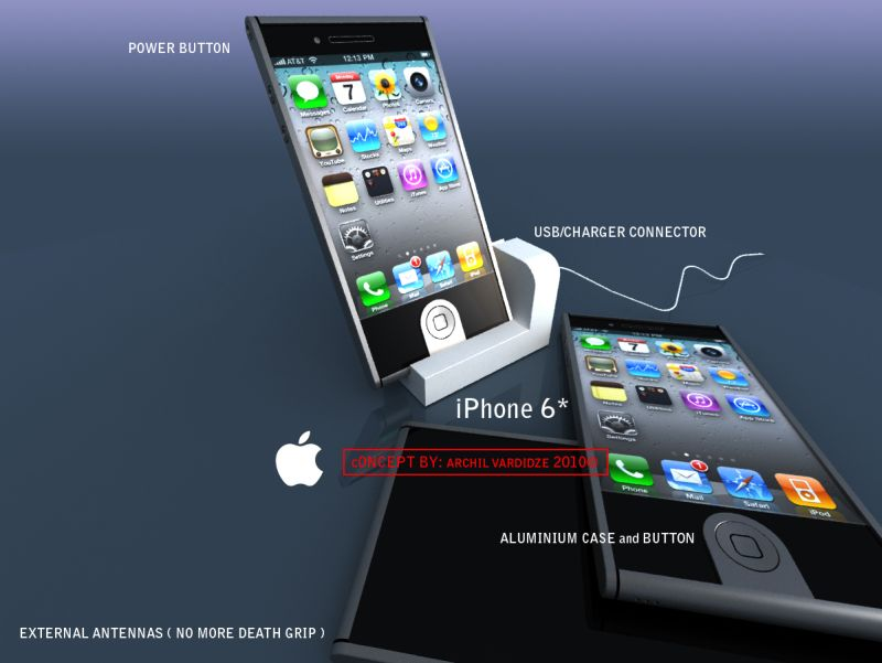 iPhone 6 Concept Takes Us Even Further Into the Future ...