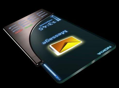 Nokia 2030 Cellphone Features an Illuminated Touch Keypad