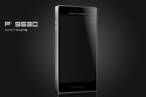 Porsche Design Smartphone Captures 3D Images