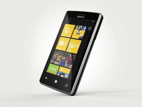 Windows Phone 7 on Nokia Smartphone, Just a Concept So Far