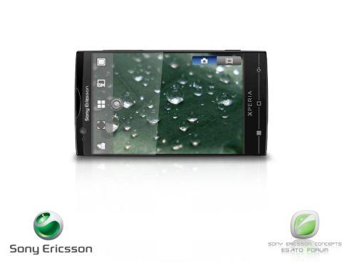 XPERIA X4 Transparent Display Phone Could Happen