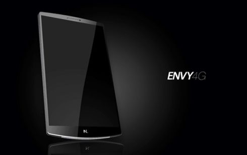 Envy 4G Phone Combines the Goodies of Windows Phone 7 and iOS