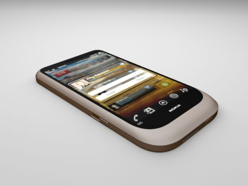 Nokia N14 MeeGo Phone Features