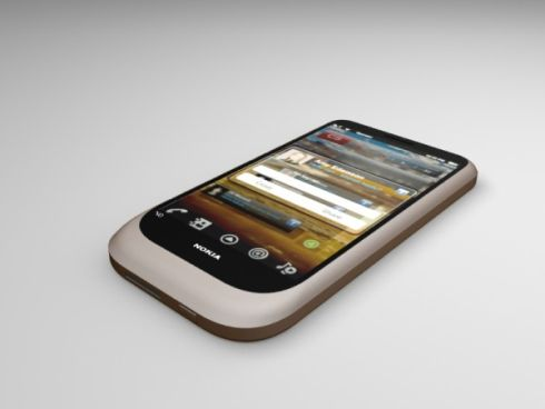 Nokia N14 MeeGo Phone Features 4 Inch Super AMOLED Display