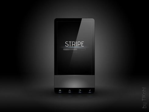 Str1pe Phone Uses Gesture Recognition on Its Lower Half