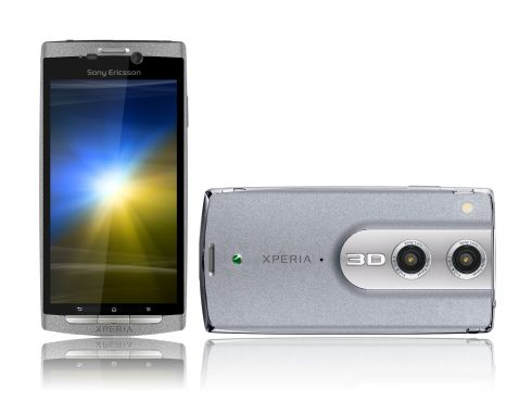 Sony Ericsson XPERIA X3 Is Back With More Pics
