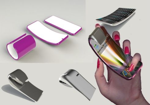 Flexiphone Handset Charges Itself in 30 Seconds