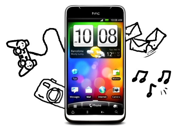 HTC Legend 2 is a Big Entertainer