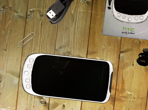 HTC Desire 2 Brethren? Could be... We Give You: HTC Magic 2!