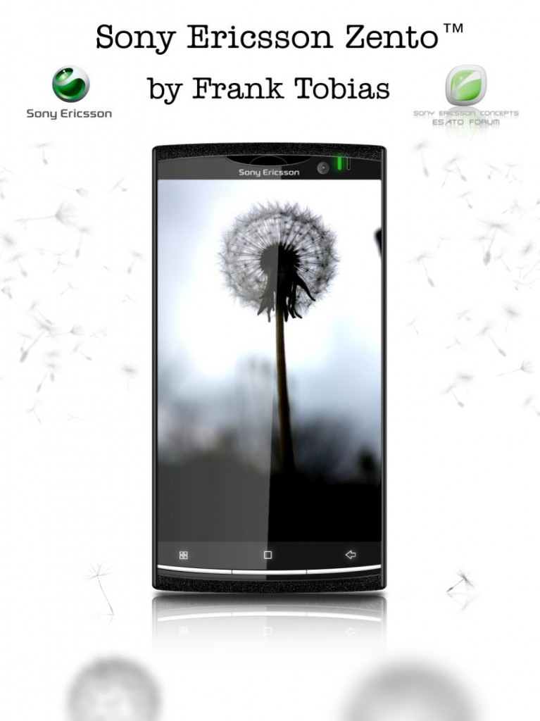 Sony Ericsson Zento is a Huge Smartphone, With a 4.4 Inch Display