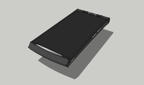 Two New Xperia Designs: Arc Duo (In 3D) and Curve Quad (Quad Core Phone)