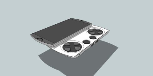 Xperia Play Duo, Follow up to the PSP Phone