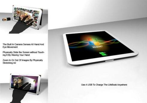 Fujitsu Lifebook 2013 Tablet