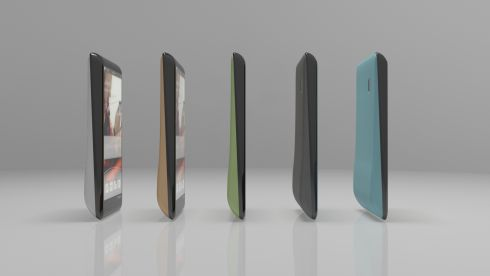 Nokia N18 Symbian^3 Phone Concept Comes With Dual Core Processor
