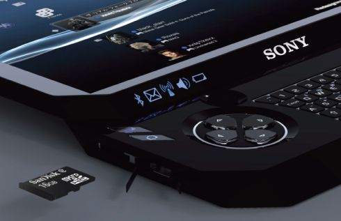 PS Square, the Smart Mobile Device Ideal for Teens; A New PSP  Concept In Town?