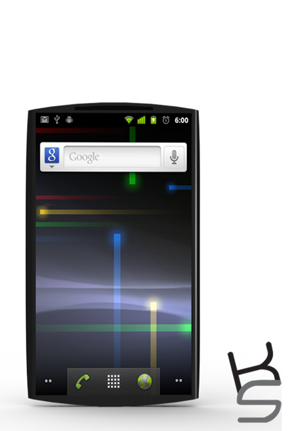 Sony Ericsson Xperia LED Android Phone