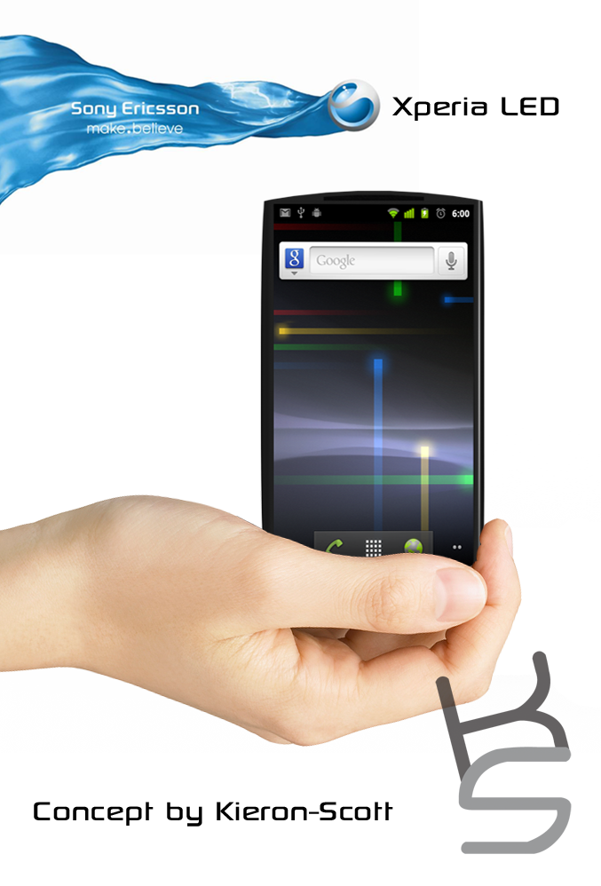 Sony Ericsson Xperia LED Android Phone is All About Quality