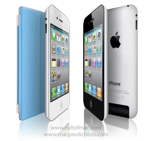iPhone 5 to Use Aluminum Back Case