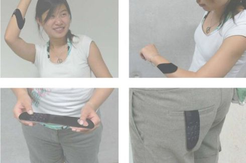 Flex Mobile, a Flexible Phone That Becomes a Bracelet, Some Other Wearable Piece of Gear