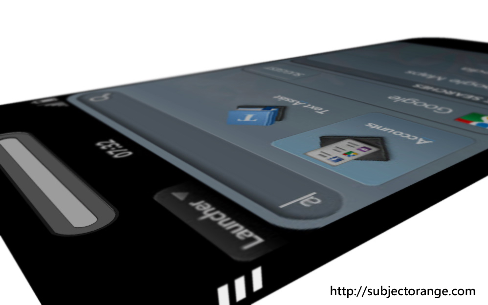HP Shark is a WebOS 3.0 Phone Concept, With Beats By Dre Technology