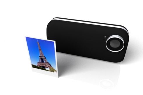 Polaroid iPhone Dock Concept Prints Real Photos in an Instant