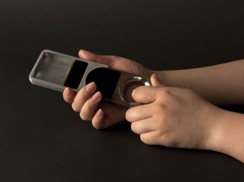 RevOlve Kinetic Phone Makes You Spin, Spin, Spin...