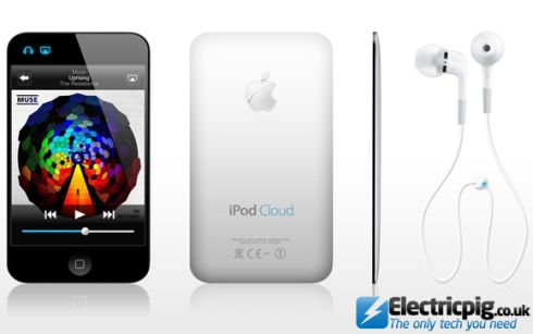 iPod Cloud, the Next Gen Media Player With Streaming Music Support