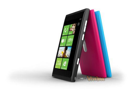 Nokia Sea Ray Windows Phone 7 Handset Gets Fresh Mockup