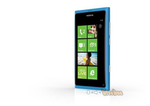 Nokia Sea Ray Windows Phone 7 Handset Gets Fresh Mockup