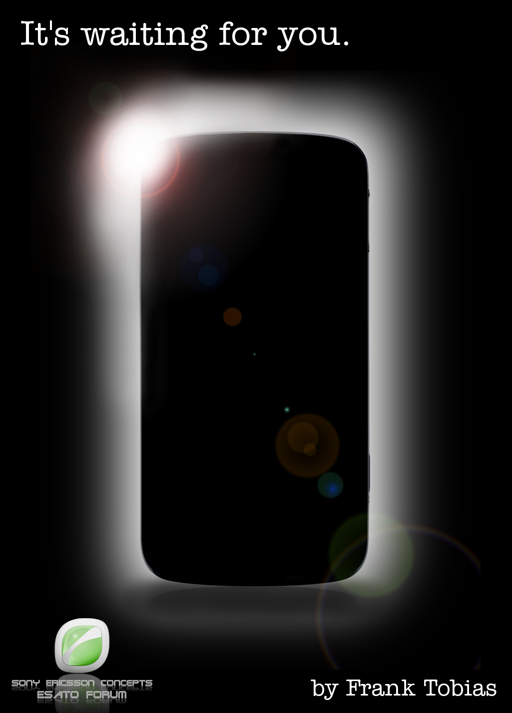 Mystery Sony Ericsson Concept Looks Like a Nexus, Stings Like a Bee