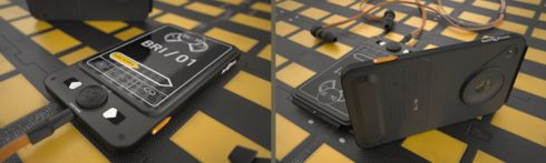 Bell & Ross Luxury Phone Concept Looks Appealing