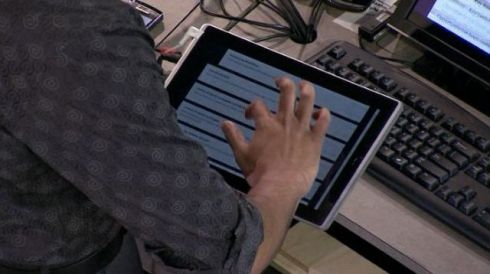 Windows 8 Tablet Concept Unveiled by Microsoft