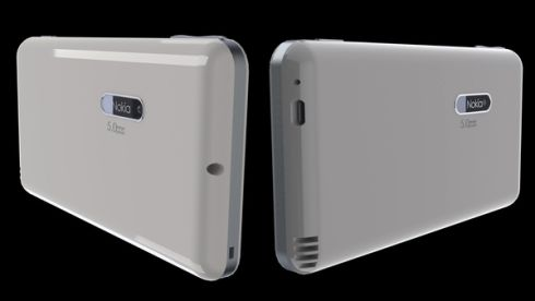 New Nokia Design Borrows From Apple and Android