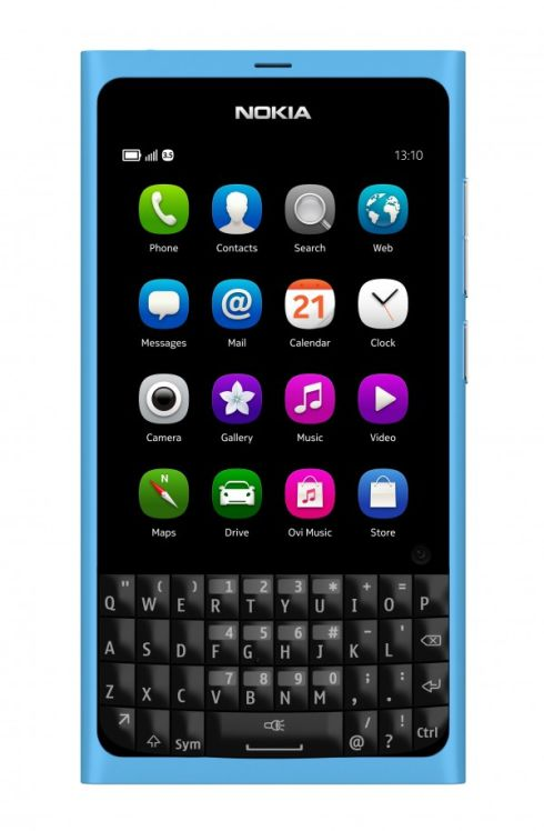 Nokia N10 New Version Brings a Portrait QWERTY Keyboard in the Mix