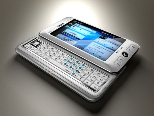 Nokia N800 Series Device Proposal Design Looks Stunning... Would Kill With MeeGo!
