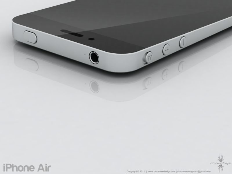 iPhone Air... Oh My God Could it Be Real?